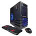 cyberpower gamer desktop blueblack cyberpowerpc intel