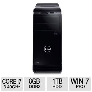 Xps 8700 Desktop Pc